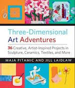 Three-Dimensional Art Adventures (Art Adventures)