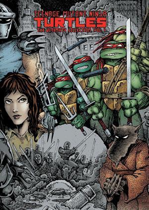 Teenage Mutant Ninja Turtles 1 af Peter Laird