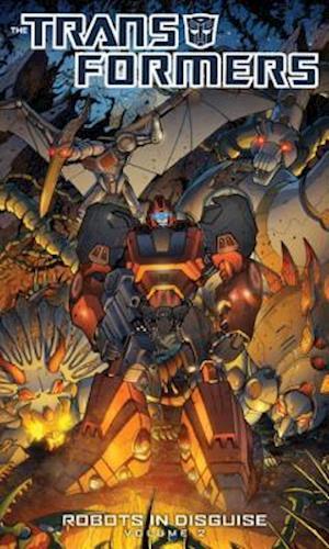 Transformers: Robots in Disguise 2 af John Barber