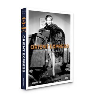 Bog, hardback Orient Express af Sixtine Dubly