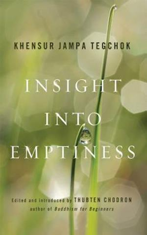 Insight Into Emptiness af Thubten Chodron