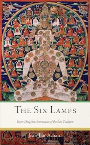 Bog, paperback The Six Lamps af Jean-Luc Achard