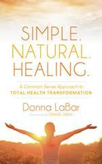 Simple. Natural. Healing.
