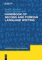 Handbook of Second and Foreign Language Writing (Handbooks of Applied Linguistics HAL, nr. 11)