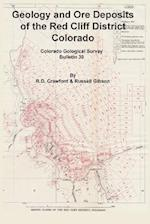 Geology and Ore Deposits of the Red Cliff District, Colorado af R. D. Crawford, Russell Gibson