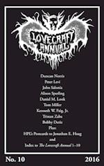 Lovecraft Annual No. 10 (2016)