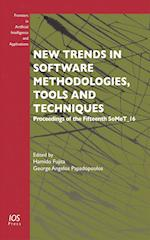New Trends in Software Methodologies, Tools and Techniques (Frontiers in Artificial Intelligence and Applications)