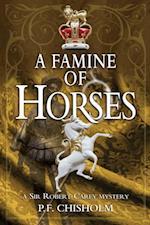 Famine of Horses af P. F. Chisholm