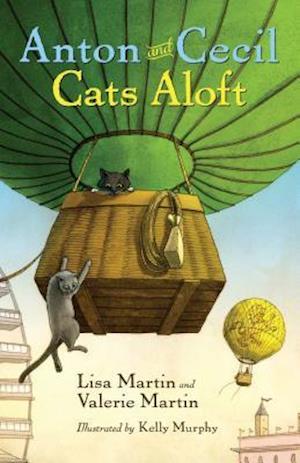Bog, hardback Cats Aloft af Lisa Martin