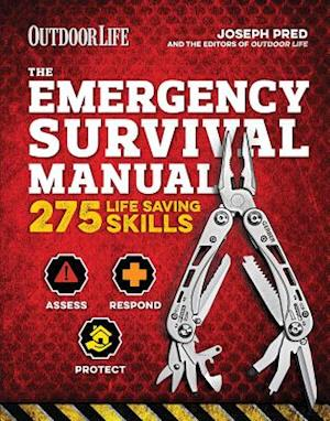 The Emergency Survival Manual af Joseph Pred, The Editors of Outdoor Life
