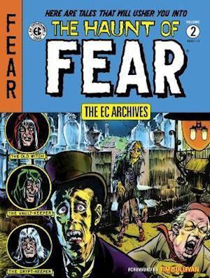 The Ec Archives the Haunt of Fear 2 af Tim Sullivan