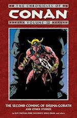The Chronicles of Conan 32 (Chronicles of Conan)
