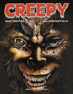 Creepy Archives 23 af Bruce Jones