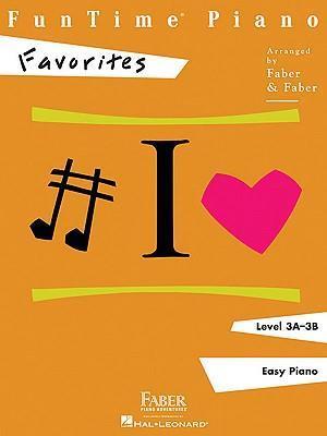 Funtime Piano Favorites af Nancy Faber