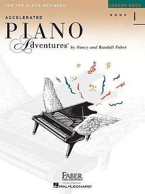 Accelerated Piano Adventures for the Older Beginner af Nancy Faber