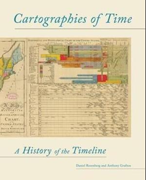 Cartographies of Time af Daniel Rosenberg, Anthony Grafton