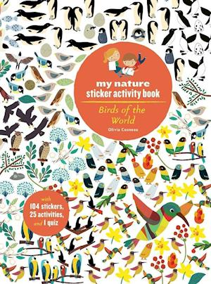 Bog, paperback Birds of the World af Olivia Cosneau