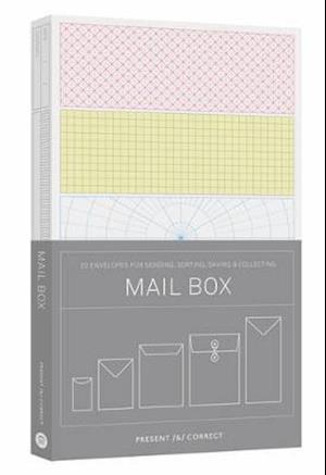 Bog, ukendt format Mail Box af Present