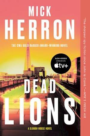 Dead Lions af Mick Herron