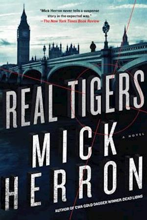 Real Tigers af Mick Herron