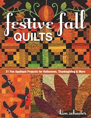 Bog, paperback Festive Fall Quilts af Kim Schaefer