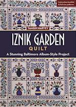 Iznik Garden Quilt af Tamsin Harvey