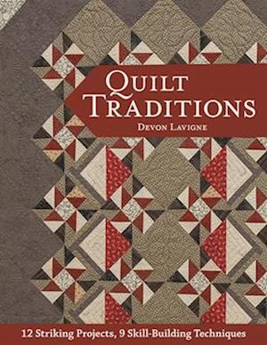 Bog, paperback Quilt Traditions af Devon LaVigne