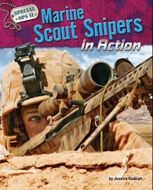 Marine Scout Snipers in Action af Jessica Rudolph
