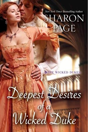 Deepest Desires of a Wicked Duke af Sharon Page