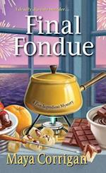 Final Fondue (A Five Ingredient Mystery)