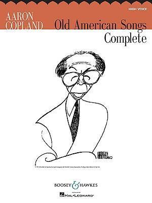 Old American Songs Complete af Aaron Copland