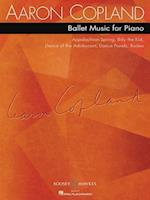 Ballet Music for Piano af Aaron Copland