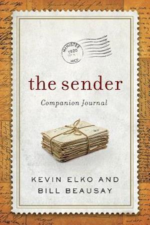 Bog, hardback The Sender Companion Journal af Kevin Elko