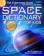 Space Dictionary for Kids Grades 3-6
