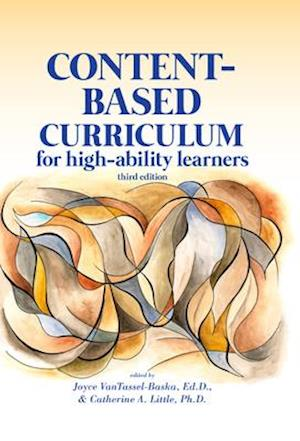 Bog, hardback Content-based Curriculum for High-ability Learners af Joyce VanTassel-Baska