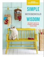 Good Housekeeping Simple Household Wisdom