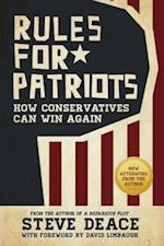 Rules for Patriots af Steve Deace