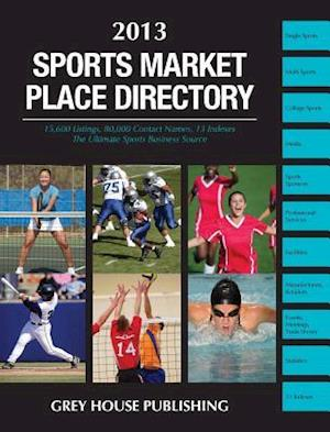 Sports Market Place Directory 2013 af Laura Mars