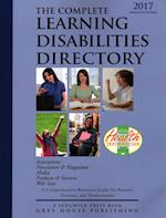 Complete Learning Disabilities Directory, 2017 + 1 Year Online Access (Conplete Learning Disabilities Directory)