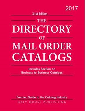Bog, paperback Directory of Mail Order Catalogs, 2017 + 1 Year Online Access af Laura Mars