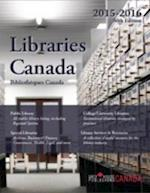Libraries Canada, 2016/17