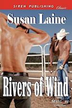 Rivers of Wind (Siren Publishing Classic Manlove) af Susan Laine