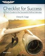 Checklist for Success (Professional Aviation)