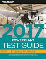 Powerplant Test Guide 2017 Book and Tutorial Software Bundle (Fast track Test Guides)