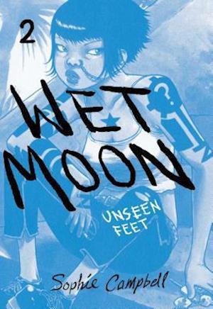 Bog, paperback Wet Moon 2 af Sophie Campbell