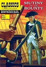 Mutiny on the Bounty (with panel zoom)    - Classics Illustrated af Charles Nordhoff
