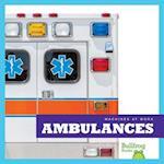 Ambulances (Machines at Work)