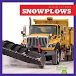 Snowplows (Machines at Work)