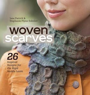 Woven Scarves af Jane Patrick