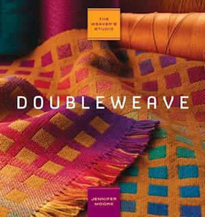 Doubleweave af Jennifer Moore